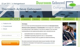 Congres website